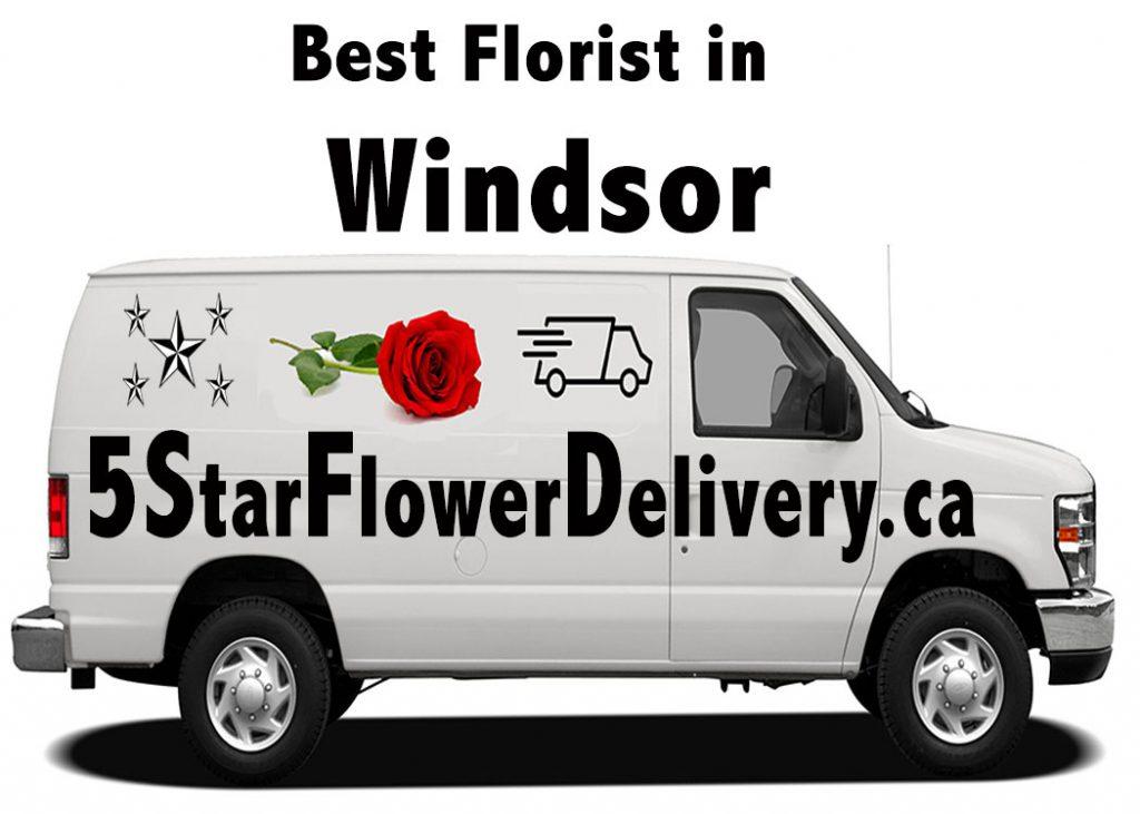 best florist in windsor