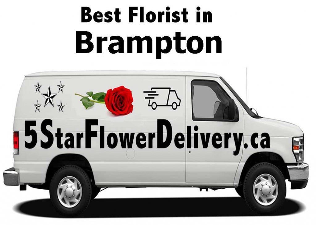 best florist in Brampton