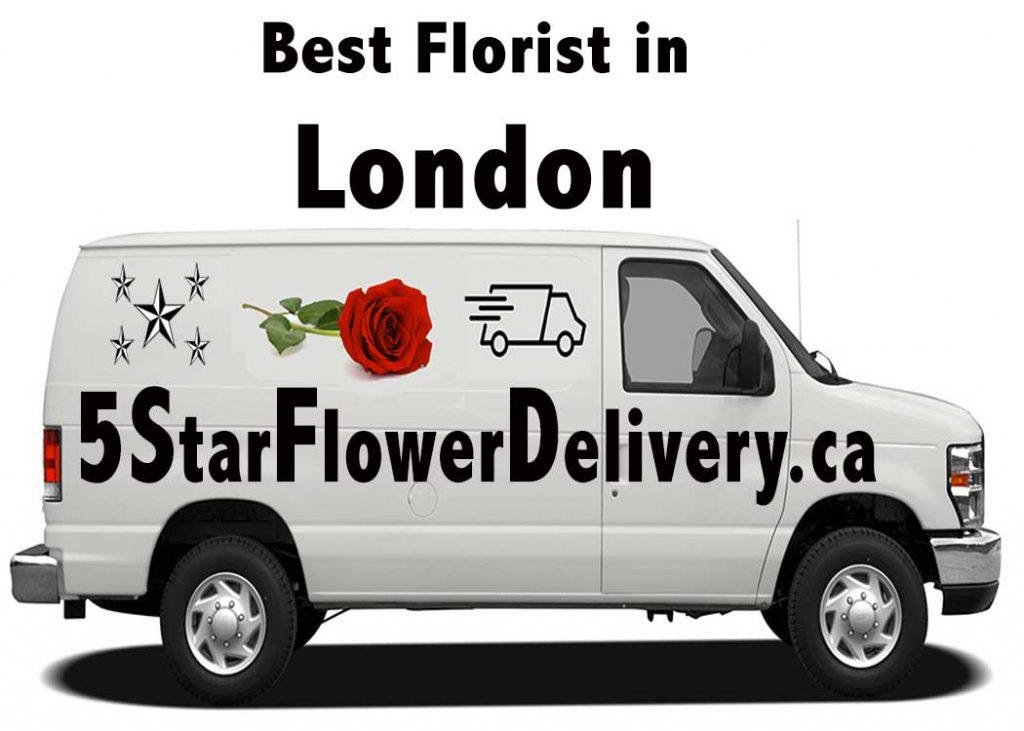 best florist in london