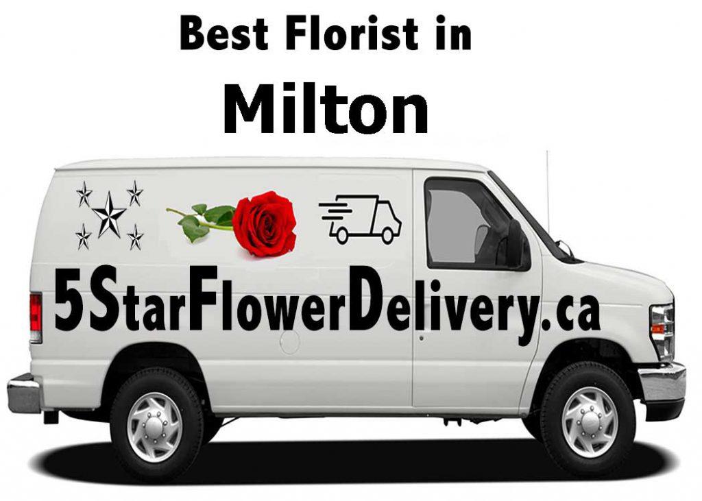 best florist in Milton